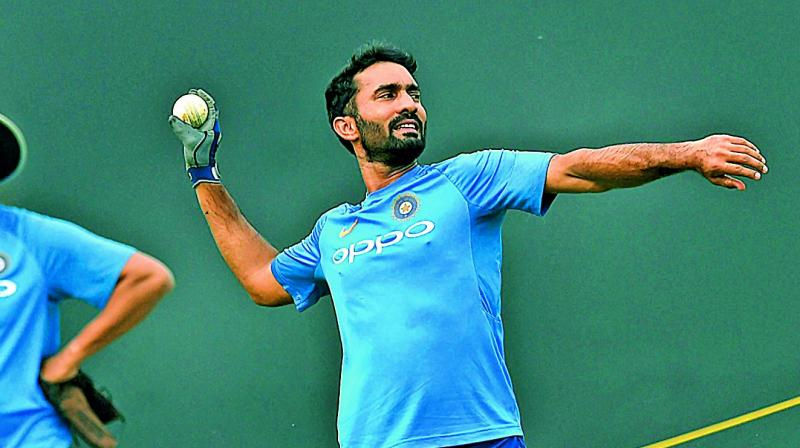 Dinesh Karthik must be given more constant exposure in ODIs as batsman.