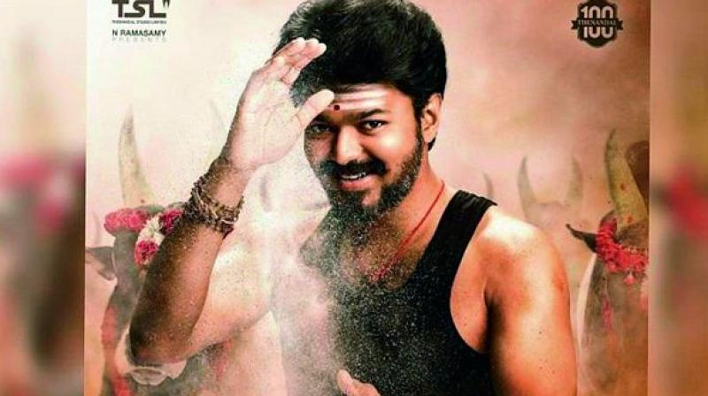 While Mersal became a blockbuster, with a major boost from the controversy surrounding dialogues on GST, the audiences of Telangana and Andhra Pradesh seem to have had a keen interest to check out the Telugu version too