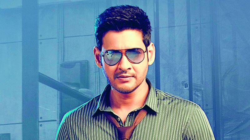 The director met Mahesh Babu recently on the sets of Bharath Ane Nenu and narrated the storyline.