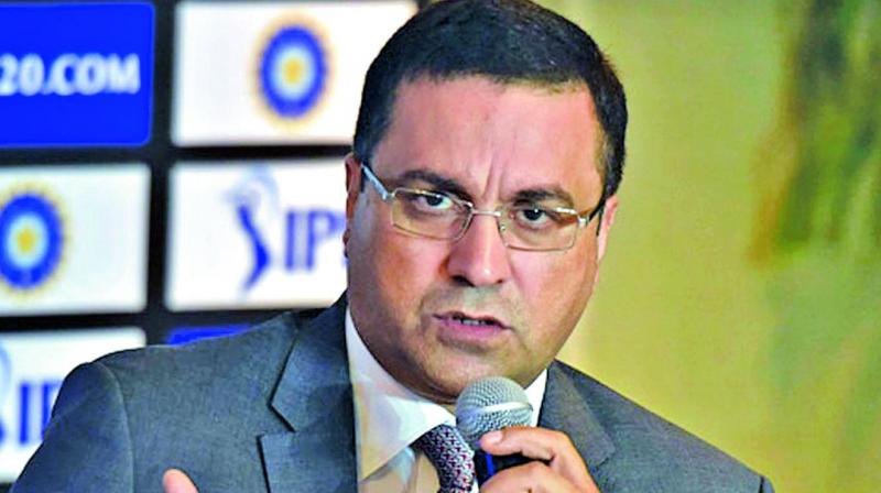 BCCI CEO Rahul Johri