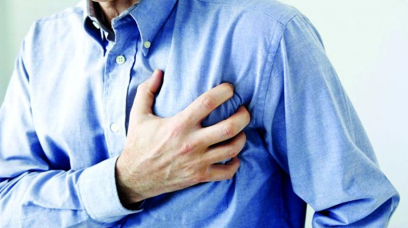 Heart failure is a chronic disease wherein the heart muscle responsible for the pumping action weakens over time.