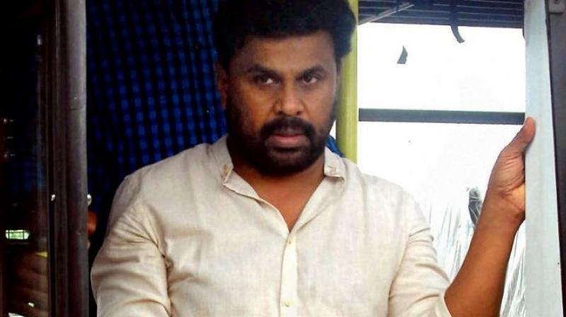 Malayalam actress abduction: Police not to give visuals to Dileep