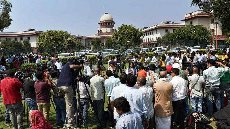 The Supreme Court on Tuesday rejected the review pleas filed by three convicts. (Photo: File/PTI)