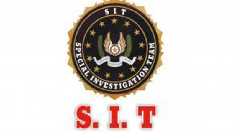 Special Investigation Team logo