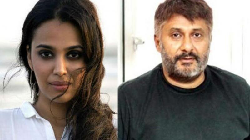 Twitter has taken strict action against filmmaker Vivek Agnihotri for posting an abusive tweet against actress Swara Bhaskar, after she complained.