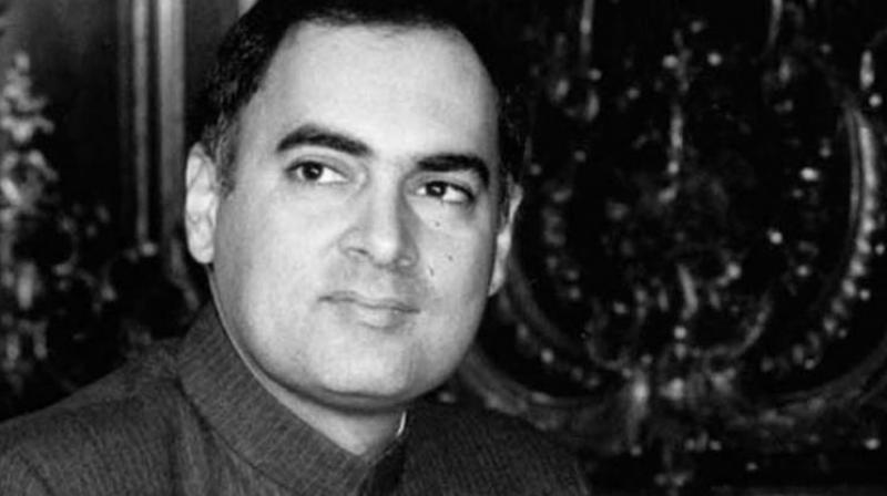 Rajiv Gandhi was killed in a blast at an election rally in Sriperumbudur near Chennai on May 21, 1991. (Photo: File)