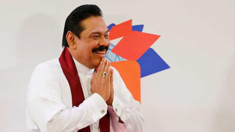 So far, Rajapaksa has 100 MPs on his side while sacked prime minister Ranil Wickremesinghe has 103 MPs in the 225-member assembly. (Photo: File)