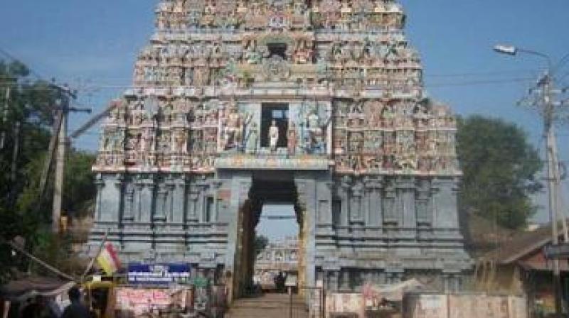 Sri Naganathaswamy Temple.