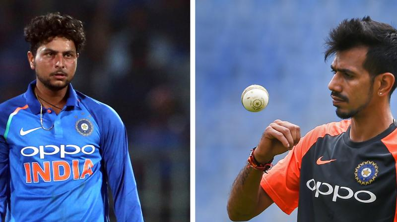 Yuzvendra Chahal has taken 72 wickets in 41 ODI matches at an economy of 4.89. (Photo: PTI/AP)