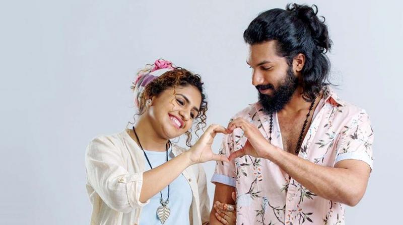 Noorin Shereef and Akshay Radhakrishnan