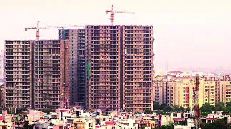 India's residential sector has been reeling under the pressure of delayed/stalled projects with 4.54 lakh units running behind their completion dates.