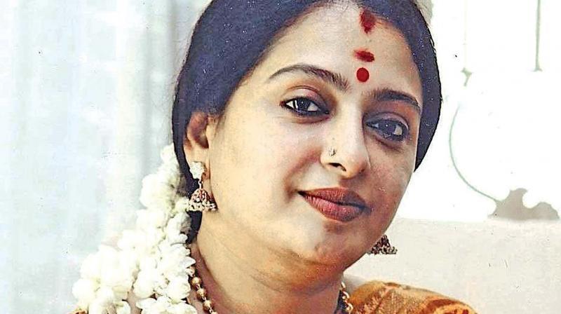 Actress Seetha