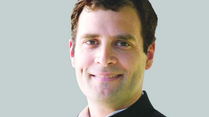 Congress President Rahul Gandhi (Photo: File)