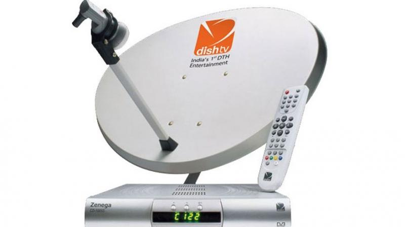 Dish TV has an active subscriber base of 15.5 million, while that of Videocon d2h stands at around 12.2 million.
