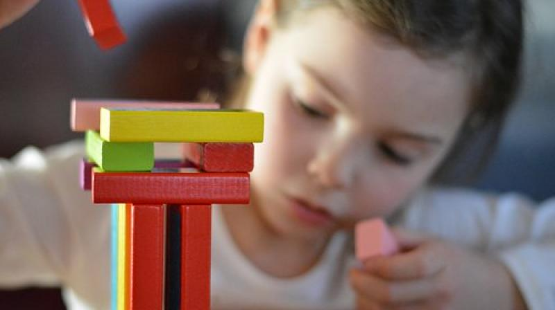 Block play could be most impactful for students from lower socioeconomic backgrounds. (Photo: Pixabay)