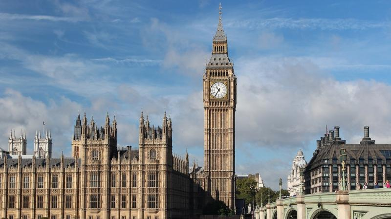That work has seen the 96-metre-tall Elizabeth Tower enveloped in scaffolding as the four clock dials are re-glazed, ironwork repainted and intricately carved stonework cleaned and repaired. (Photo: Representational/Pixabay)