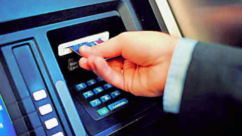 ATM frauds have been on the rise over past few years.