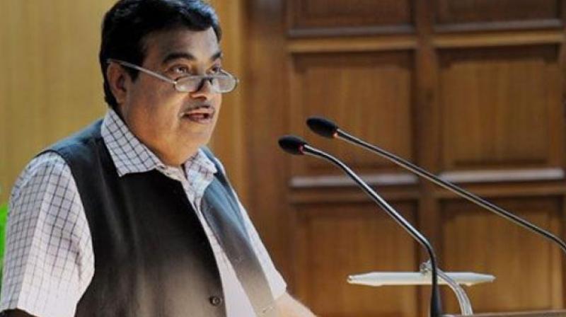 Union Transport Minister Nitin Gadkari. (Photo:PTI)