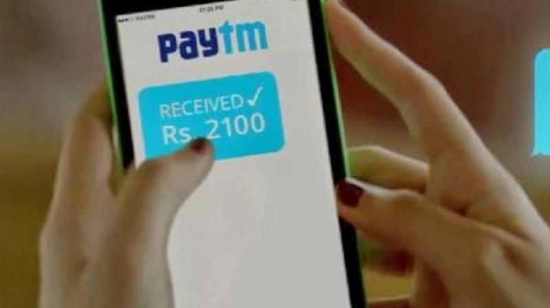 paytm payments bank registers 100 million kyc wallets