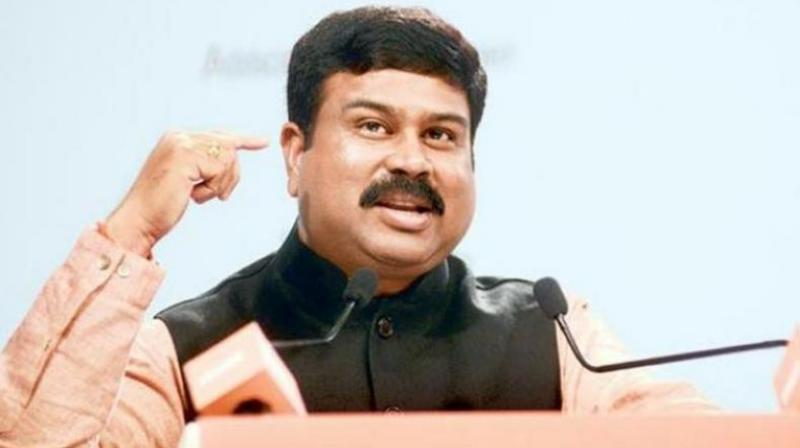 India has taken note of US reimposing economic sanctions on Iran, the nation's second-biggest supplier of crude oil, Oil Minister Dharmendra Pradhan said on Wednesday.