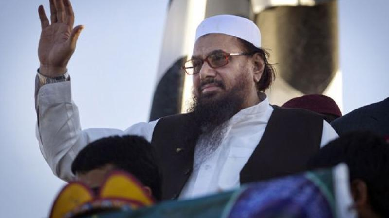 Hafiz Saeed, on numerous occasions been put on house arrest but was soon released despite the mounting number of terror allegations against him. (Photo: File)