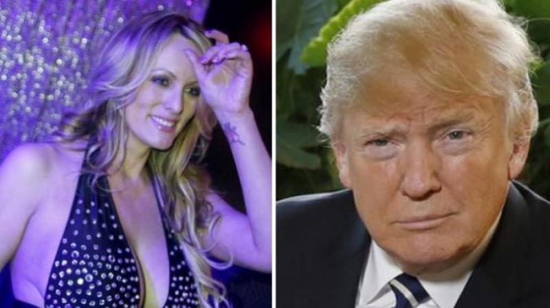 Stormy Daniels Compares Trump's Penis To