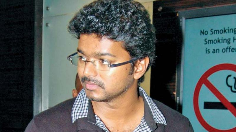 Actor Vijay Has To Take A Call Says His Dad