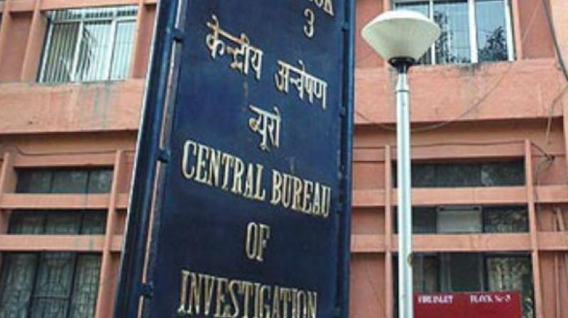 CBI recovered Rs 3.5 crore cash and 4 kg gold from IT official Tapas Kumar Dutta's residence (Photo: File)