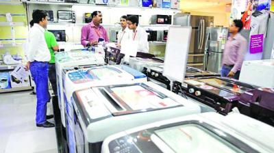 The situation is not different for other durables. India's imports of washing machines and laundry machines are 484 per cent higher than exports. In 2018-19, the country imported Rs 1,670.78 crore worth machines against exports of Rs 286.24 crore. While the imports went up 33 per cent from Rs 1,258 crore in FY18 to Rs 1,670 crore in FY19, exports dipped 10 per cent from Rs 320 crore to Rs 286 crore in one year's time.