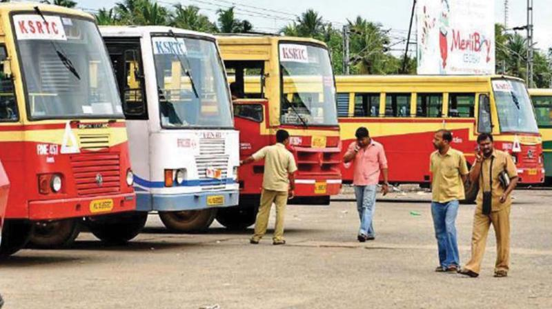 The Kerala State Road Transport Corporation (KSRTC) has decided to set up Effluent Treatment Plants (ETPs) and Sewage Treatment Plants (STPs) at bus stations, garages and workshops where the issue persists.