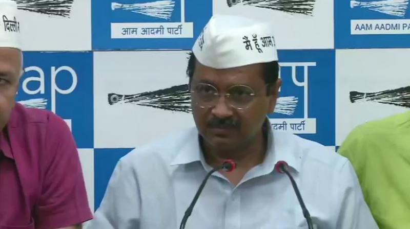 Delhi, where seven parliamentary seats are at stake, goes to poll on May 12 in the sixth phase of seven-phased Lok Sabha elections (Photo: ANI twitter)