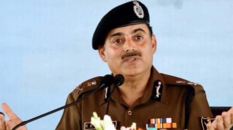 BSF DG K K Sharma said both the governments of India and Bangladesh have good relations and the ties between the BSF and its counterpart Border Guard Bangladesh are also at an all-time high. (Photo: PTI)