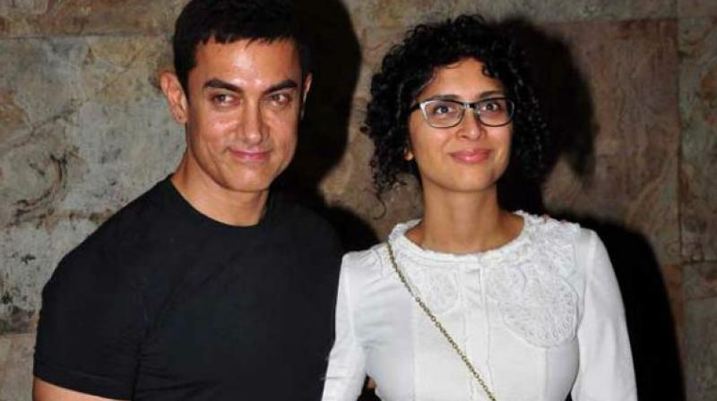 Aamir Khan and Kiran Rao skipped a recent event, owing to their illness, since they did not want others to contract it from them.