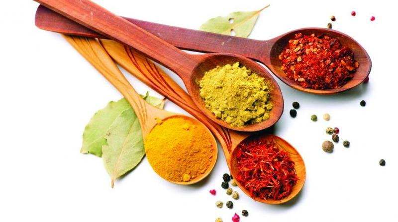 Check out these delicious spice mixes – all from MasterChef Pankaj herself.