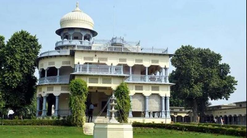 Anand Bhawan has been home to the Gandhi family and is run by Jawaharlal Nehru Memorial Trust headed by Congress president Sonia Gandhi.. (Photo: Social Media)