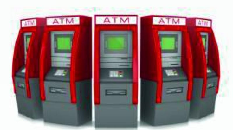 Hyderabad: Small deposits let ATM go dry