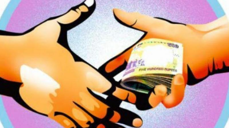 According to the FIR of the CBI, two clerks working with the MCI New Delhi conspired with a private person, and demanded and obtained a bribe of Rs 4 lakh from Shadan Institute   (Representational Image)