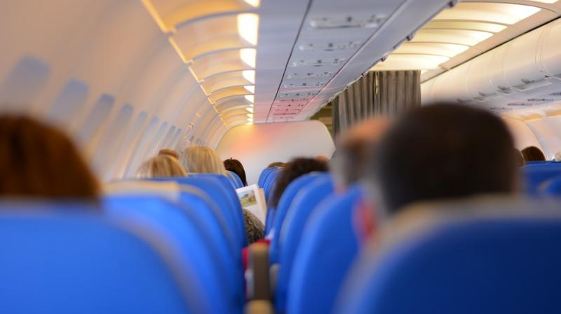According to the study, most airlines board by zones starting with first class and then moving on to other sections until the plane is full. (Photo: Pixabay)