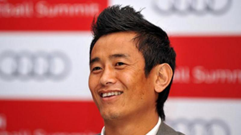 """""""I strongly feel that the ICC should start spreading the game to other countries. We need to see more teams, new teams picking up the game,"""" Bhutia said. (Photo: AFP)"""