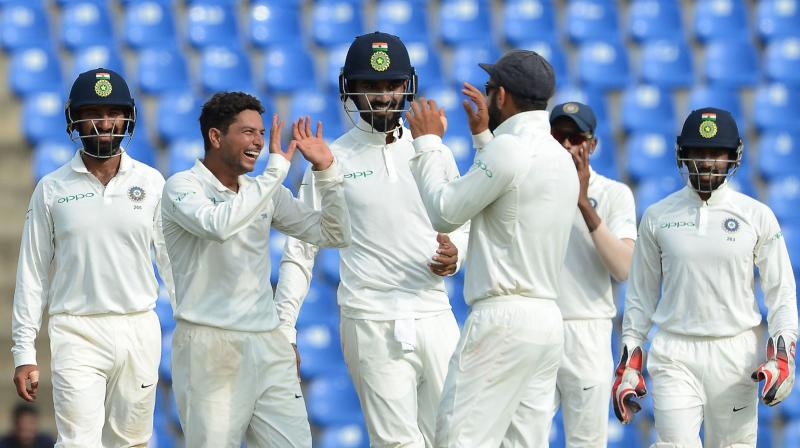 India call up Kuldeep Yadav for forthcoming Tests against England