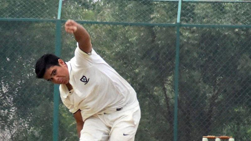 Arjun Tendulkar Strikes With 12th Ball in Maiden India U-19 Appearance