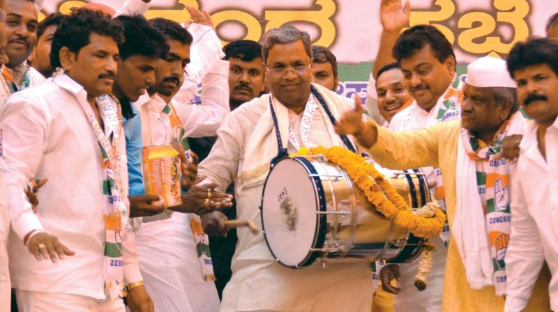 Ahead Of Karnataka Elections, Congress Takes A Dig At BJP's 'Sanskaari' Politicians