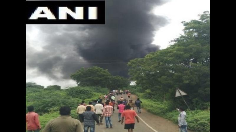 At Least 10 Dead in Explosions at Maharashtra Chemical Unit