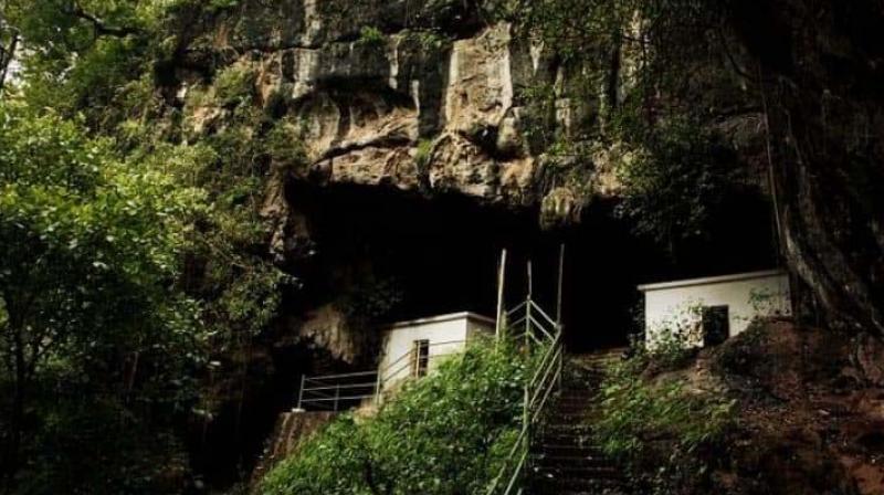 Kavala Caves