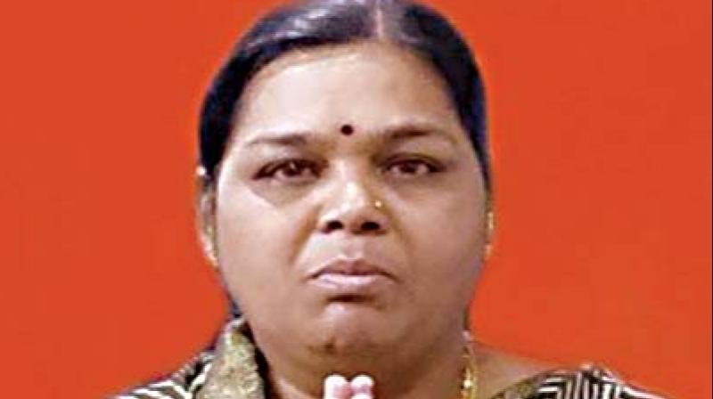 Kusumavati Shivalli