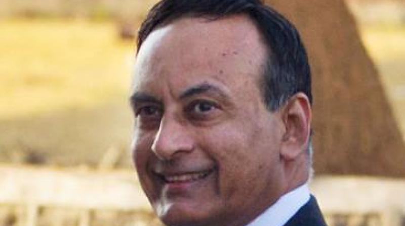 Haqqani explained that Pakistan inherited one-third of British India's army, which had originally been raised for the Second World War. (Photo: File)