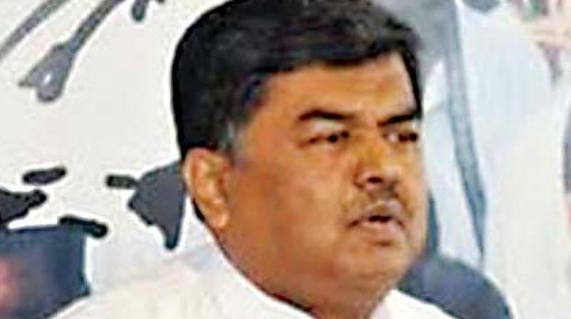 Congress leader B K Hariprasad