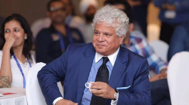 TATA Group sent out a statement on Monday, saying 'Counselage's (Suhel Seth's firm) contract with Tata Sons will end on November 30, 2018.' (Photo: Facebook Screengrab/ @SuhelSethOfficial)
