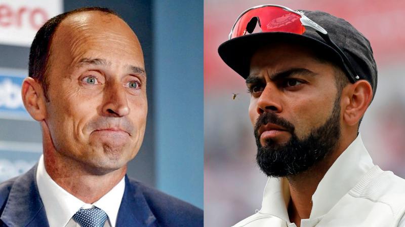 While Virat Kohli, the batsman, won Nasser Hussain's praise, Kohli, the captain, came under former England skipper's scrutiny. (Photo: AFP)