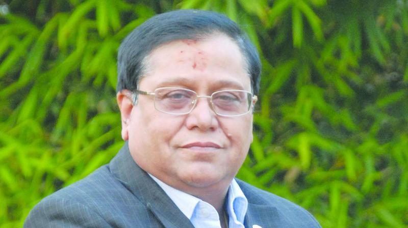 Vijay Kumar Saraswat, former head of DRDO